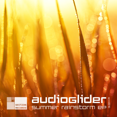 Audioglider - Summer Rainstorm EP